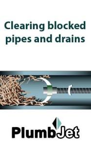 unblocking-drains
