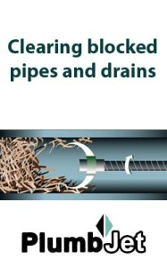 Clearing Blocked Drains in London