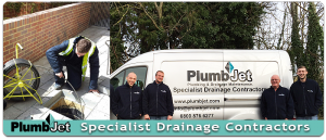 The Plumbjet team