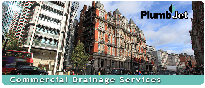 commercial-drain-services-london